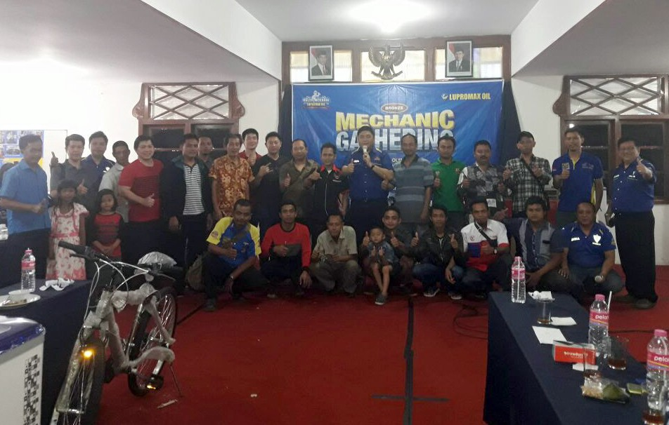 Mechanic Gathering Semarang 2017