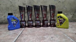 Lupromax Oil Ikuti Series E Event